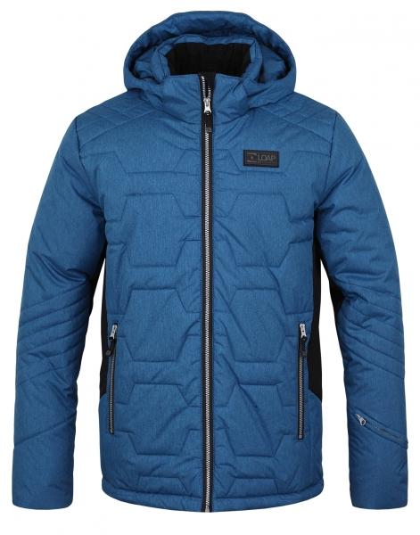 fc773adfbf bunda pánská LOAP FROLE zimní modrá