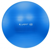 LIFEFIT anti-burst 85 cm modrá - F-GYM-85-12