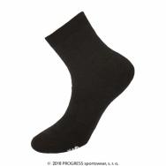 887490600b2 ponožky Progress MANAGER bamboo winter černé - HEL-P MNW Manager  černé(55850)
